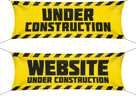 11 Website Under Construction Pages & Templates