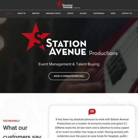 Station Ave Productions