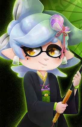 Splatoon, Marie (A6)