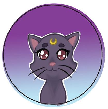 Sailor Moon, Luna