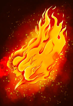 Flamethrower (Wallpaper/ Computer)