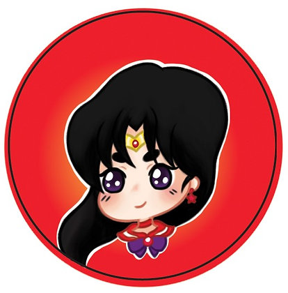 Sailor Moon, Sailor Mars
