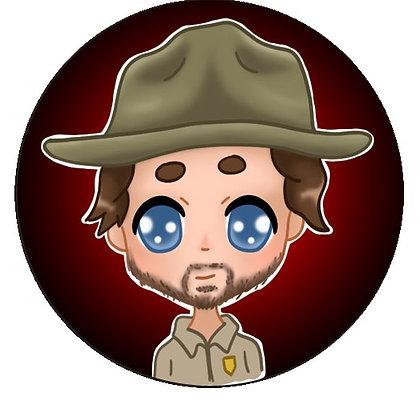 Stranger Things, Sheriff Hopper