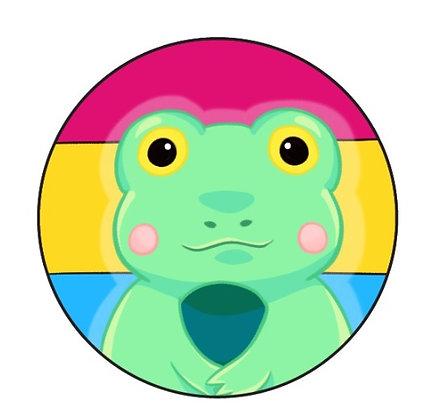 Frog Pride Pansexual