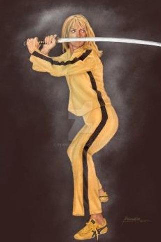 Kill Bill, Beatrix Kiddo (A3)