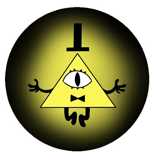 Gravity Falls, Bill Cipher