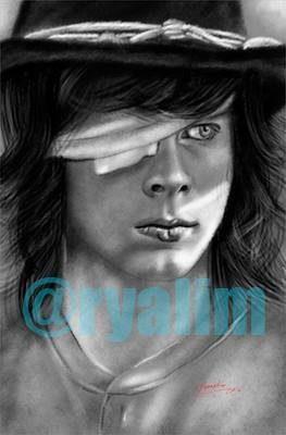The Walking Dead, Carl Grimes (A3)