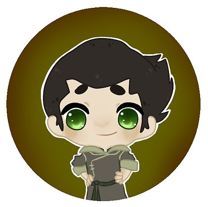 Legend of Korra, Bolin
