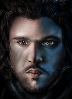 Game of Thrones, Jon Snow (A3)