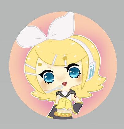 Vocaloid, Rin