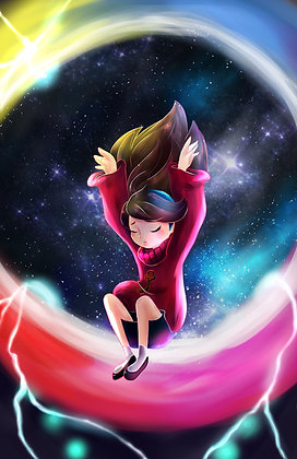 Mabel, Gravity Falls (A3)