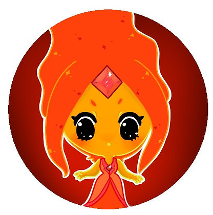 Adventure Time, Flame Princess