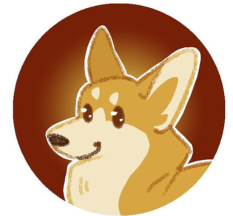 Original Art, Corgi