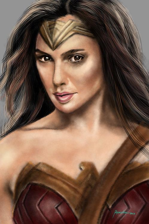 Wonder Woman (A3)