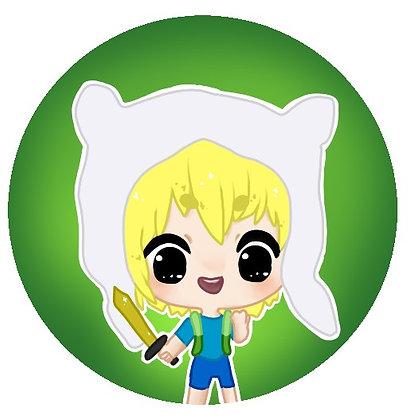 Adventure Time, Finn