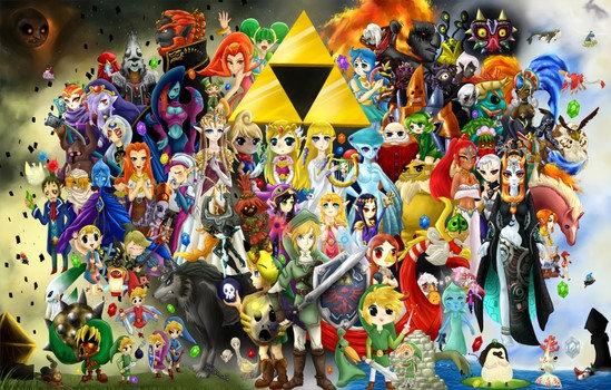 The Legend of Zelda (A3)