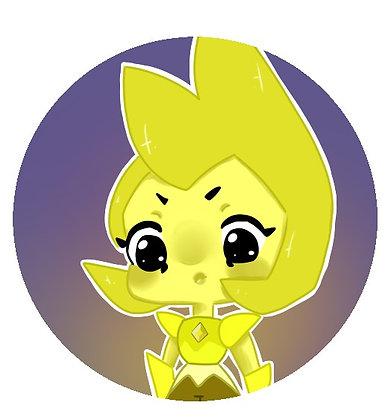 Steven Universe, Yellow Diamond