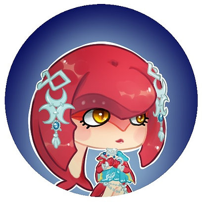 Legend of Zelda: Breath of the Wild, Mipha