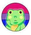 Frog Pride, Bisexual