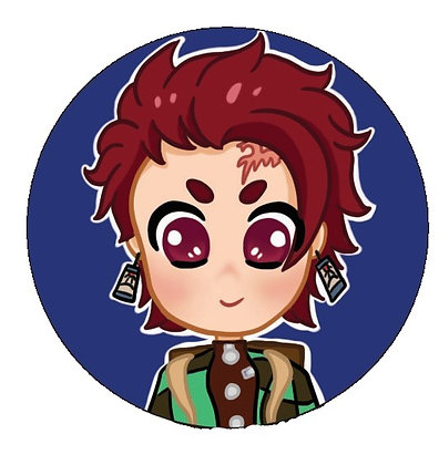 Demon Slayer:Kimetsu No Yaiba, Tanjiro Kamado