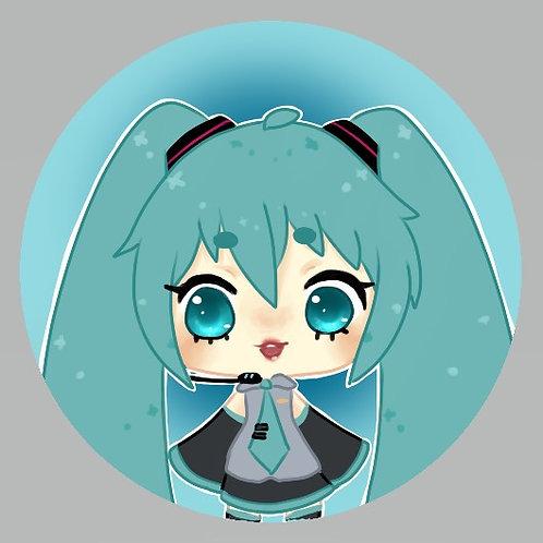 Vocaloid, Miku