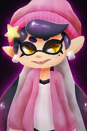 Splatoon, Callie (A6)