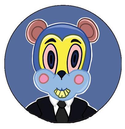 Umbrella Academy, Hazel (masked)