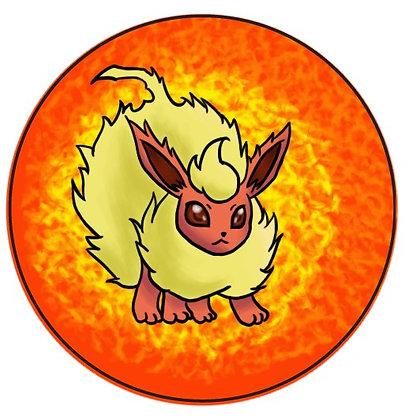 Pokemon, Flareon