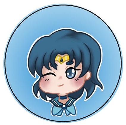 Sailor Moon, Sailor Mercury