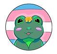 Frog Pride, Trans