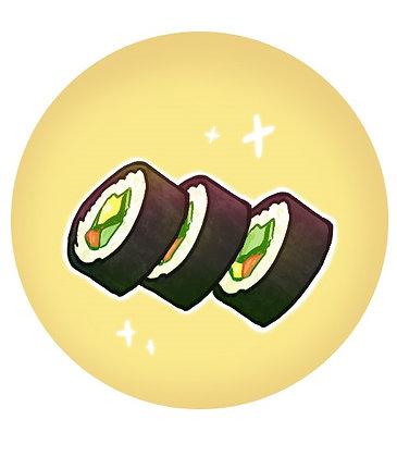 Original Art, Sushi