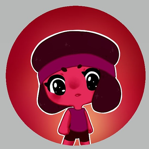 Steven Universe, Ruby