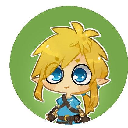 Legend of Zelda: Breath of the Wild, Link