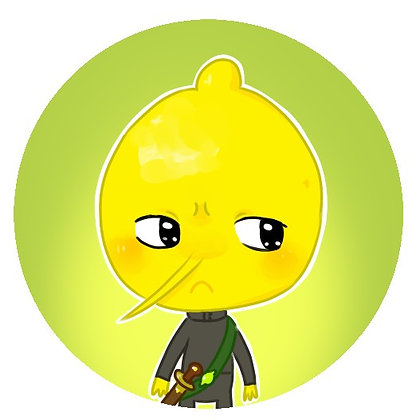 Adventure Time, Lemongrab