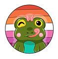 Frog Pride, Lesbian