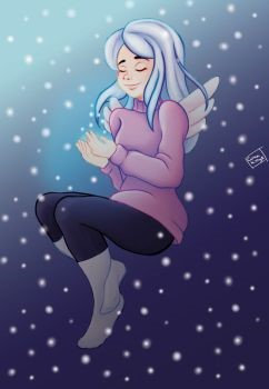 Winter Runa, Original Character (A6)