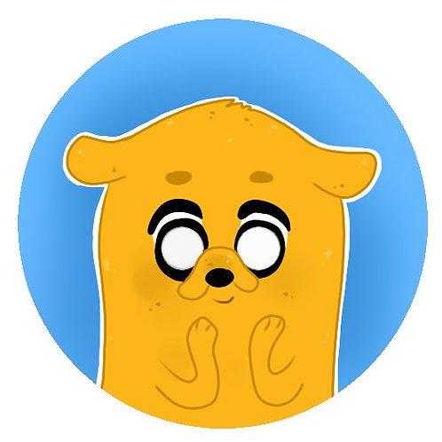 Adventure Time, Jake