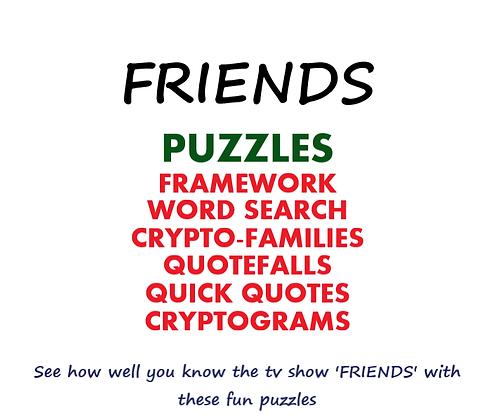 Friends (puzzles)