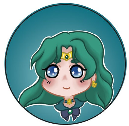 Sailor Moon, Sailor Neptune