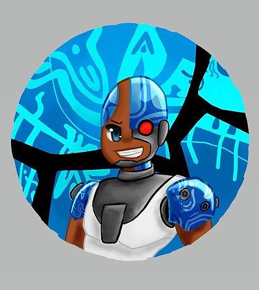 Teen Titans, Cyborg