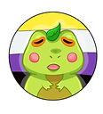 Frog Pride, nonbinary
