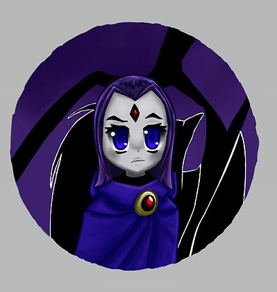 Teen Titans, Raven
