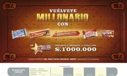 Nestle Juego del Millón Perú