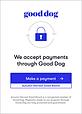 Good Dog Payment
