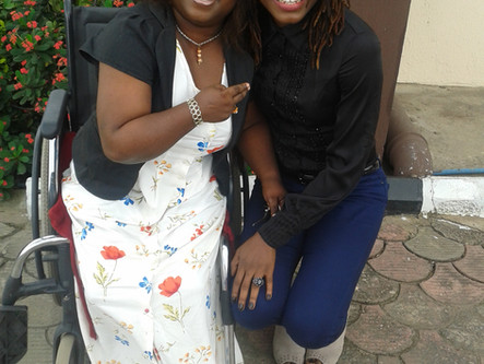 ASHA's Global Programmes Director, Talks About Working with PWDs on Lagos TV
