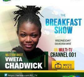 ASHA's Global Programmes Director on R2TV Breakfast Show