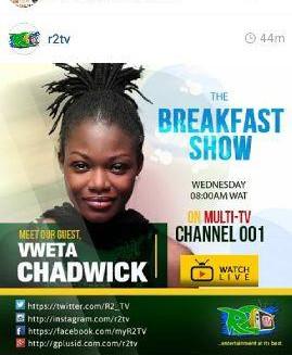 ASHA's Global Programmes Director on R2TV Breakfast Show
