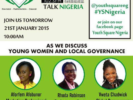 ASHA's Global Programmes Director and Others Discuss Young Women and Local Governance on Radio Conti