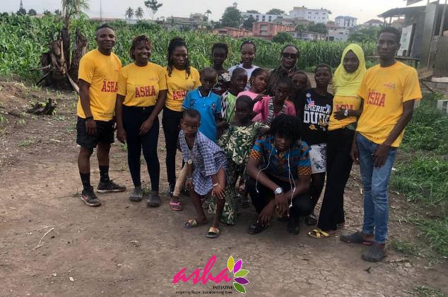 ProjectASHA Empowers Lagos Commuity With