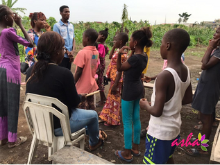 Project Asha Empowers Lagos Community With Poetry Art and Dance (PAD)